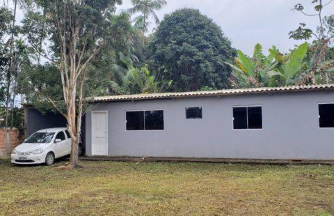 Casa nova em alvenaria- Vila Ferroviário (Cód.154)